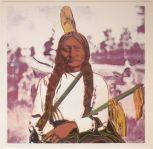 Andy Warhol - Sitting Bull