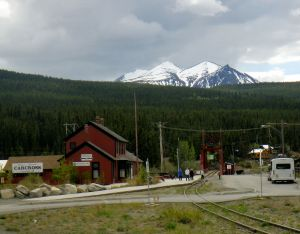 Carcross Perfectly Clear
