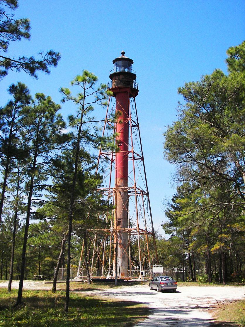 Crooked River Lighthouse Ektachrome 100