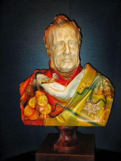 King William II of Netherlands Kodak Elite 200 HDR Detail and Vignette