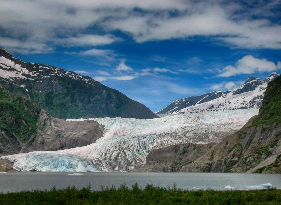 Mendenhall Glacier HDR Outdoor 2