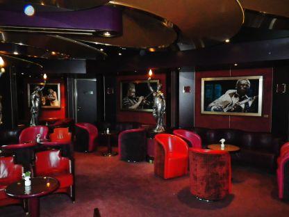 Noordam Jazz Club Fuji Velvia 100