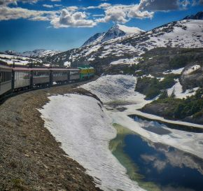 White Pass and Yukon RR Deep 2