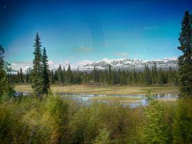 Alaska RR Landscape HDR Deep 2