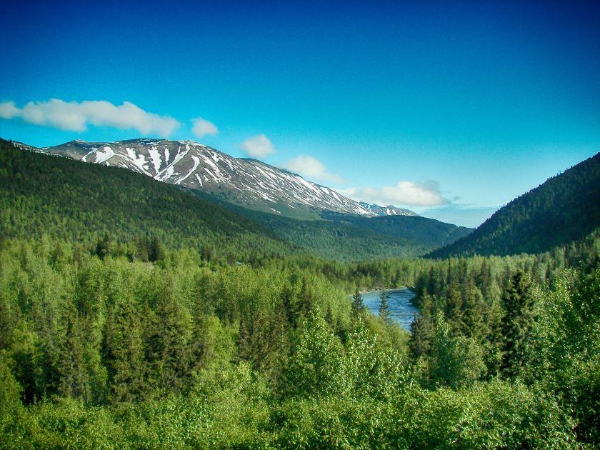 Inland Alaska HDR Deep 1