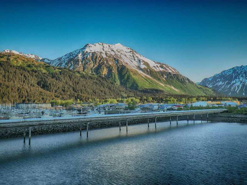 Port of Seward HDR Outdoor 1