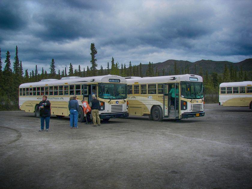 Tundra Tour Buses HDR Deep 2