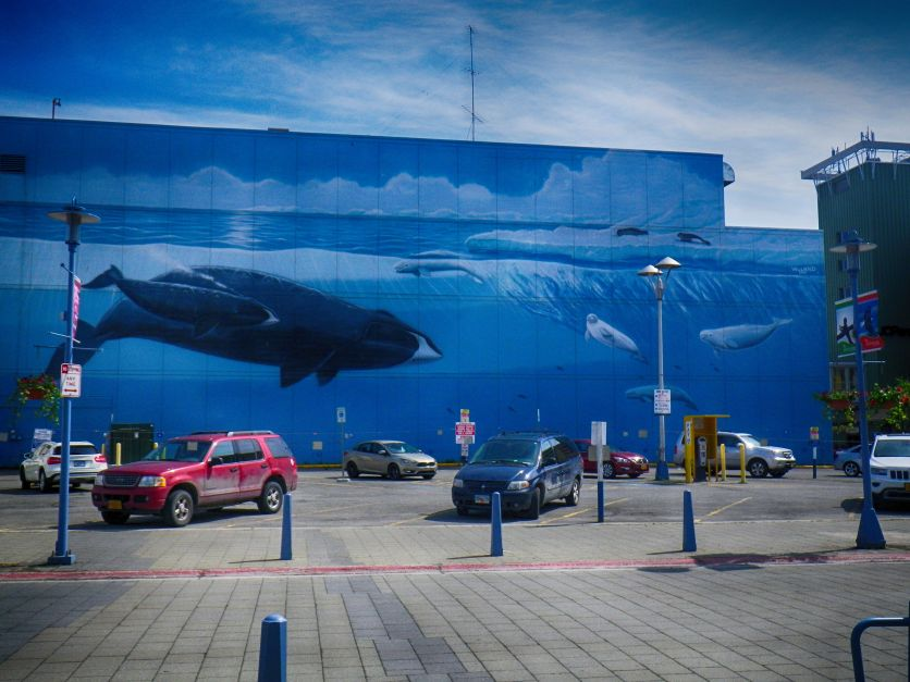 Whaling Wall Mural HDR Deep 1