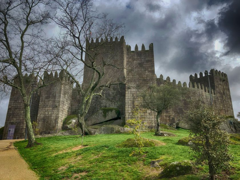Guimaraes Castle 2