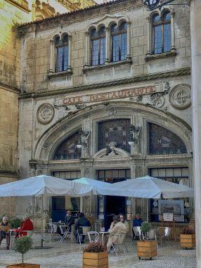 Cafe Santa Cruz Exterior