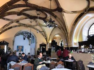 Cafe Santa Cruz Interior