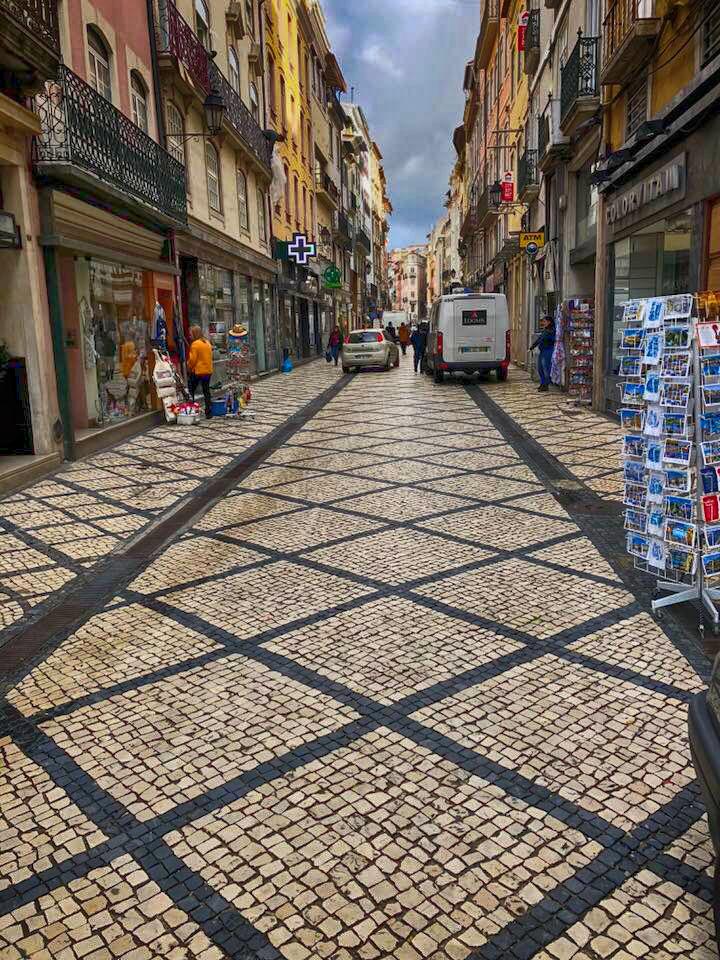 Coimbra Sidewalk