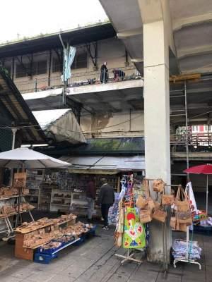 Mercado de Bolhau Interior