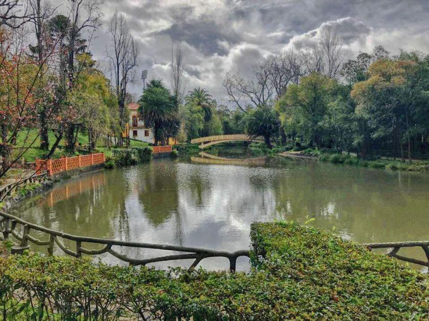 Parque Dom Pedro