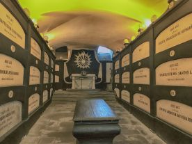 Sao Francisco Catacombs 2