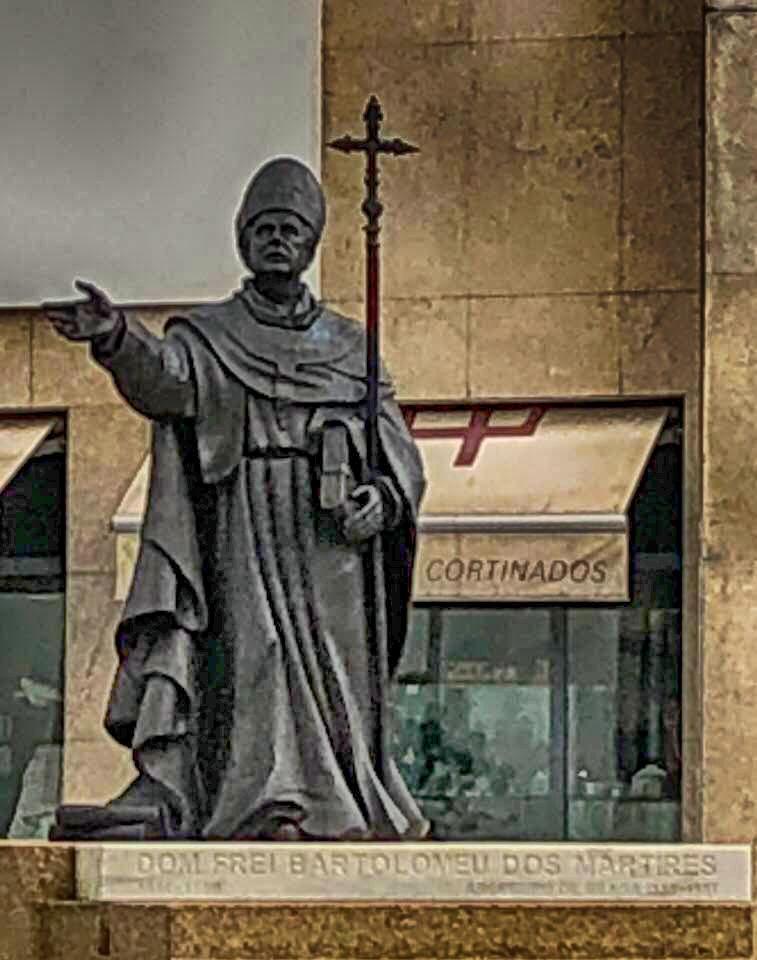 Statue in Braga