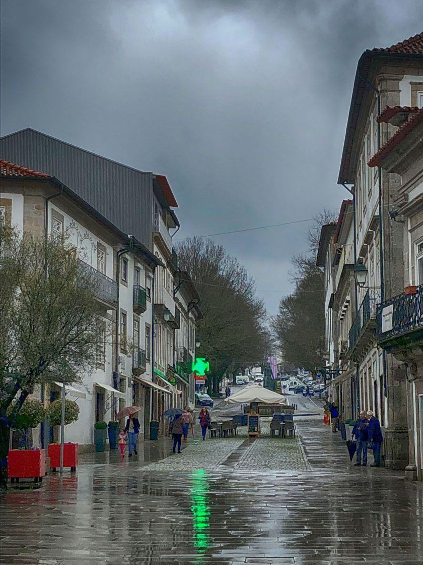 Rainy Street Scene 2