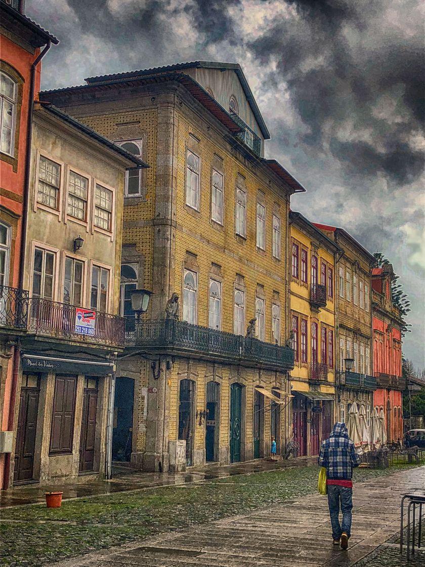 Braga Street Scene 3