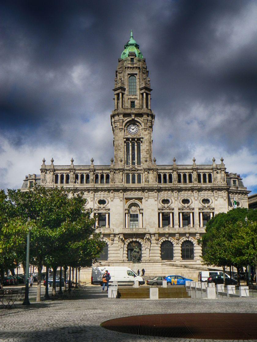 Camara Municipal de Porto2