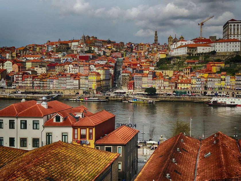 Ribeira and Douro