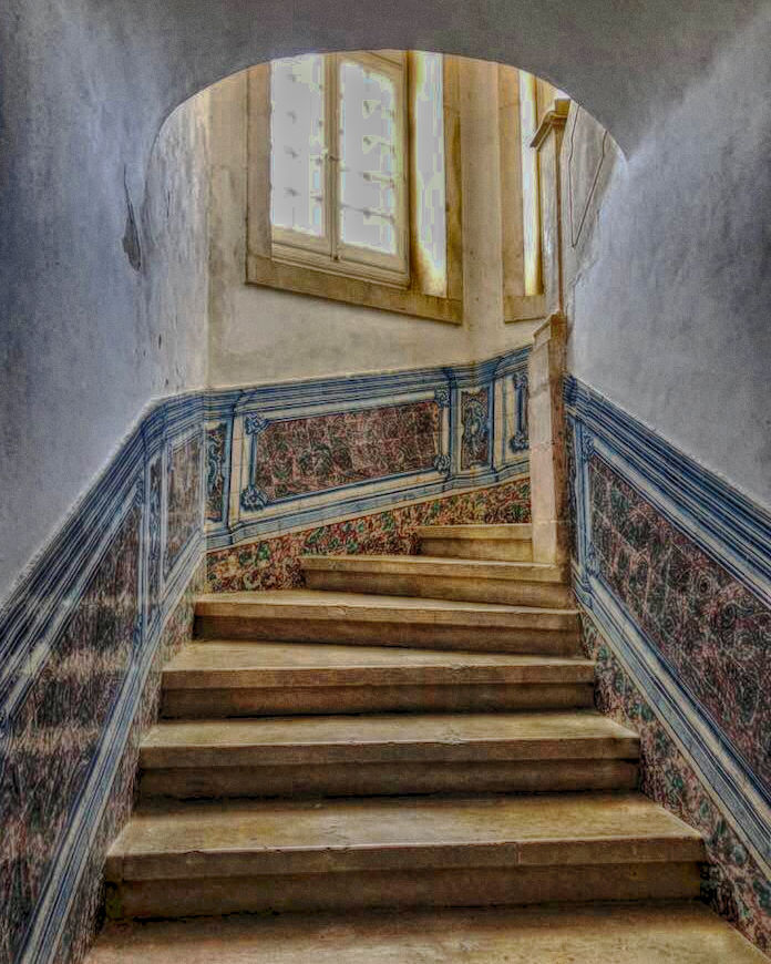 University of Coimbra Staircase