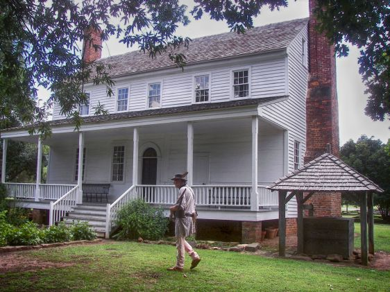 Alston House