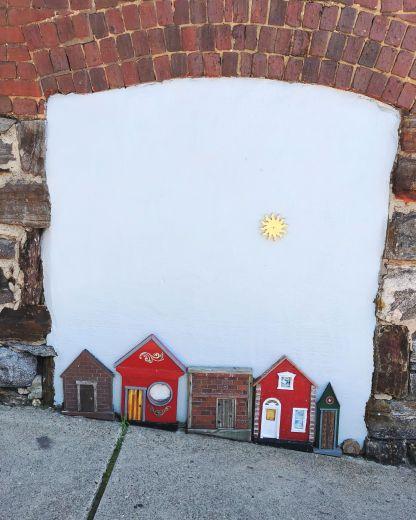 Tiny Street Art