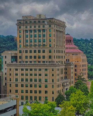 Buncombe County Courthouse