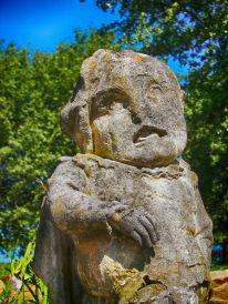 Chinquapin Sculpture 1