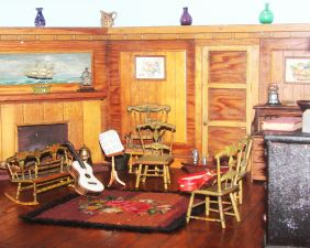 Dollhouse Detail 1