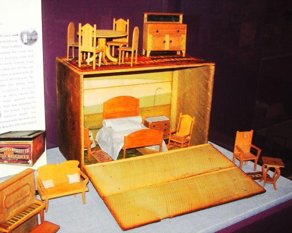 Dollhouse Detail 6