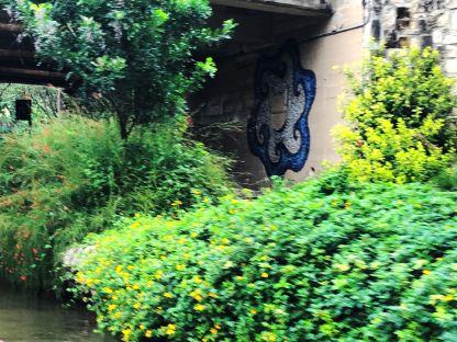 SA Riverwalk Mural 10