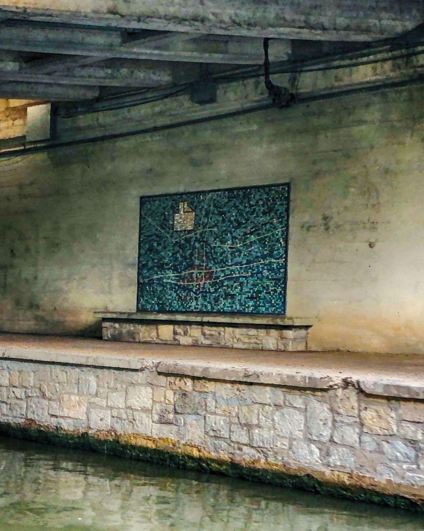 SA Riverwalk Mural 3