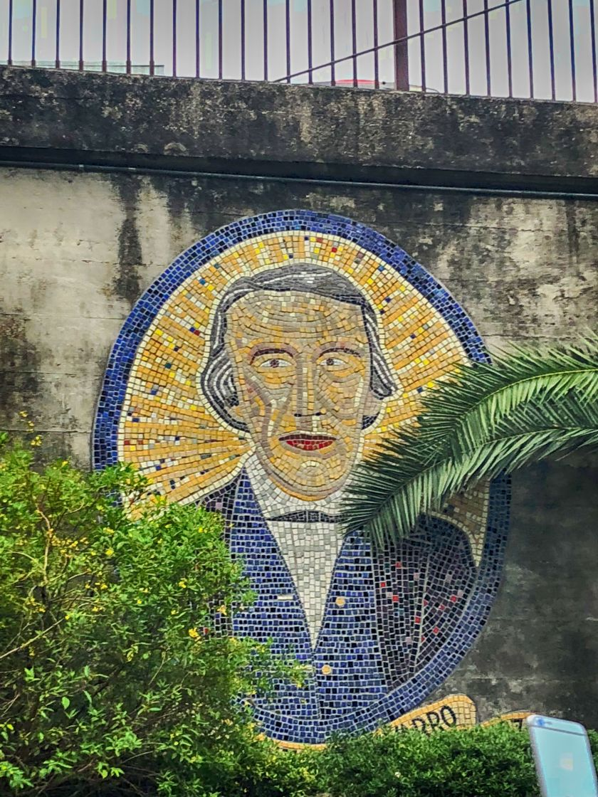 SA Riverwalk Mural 4