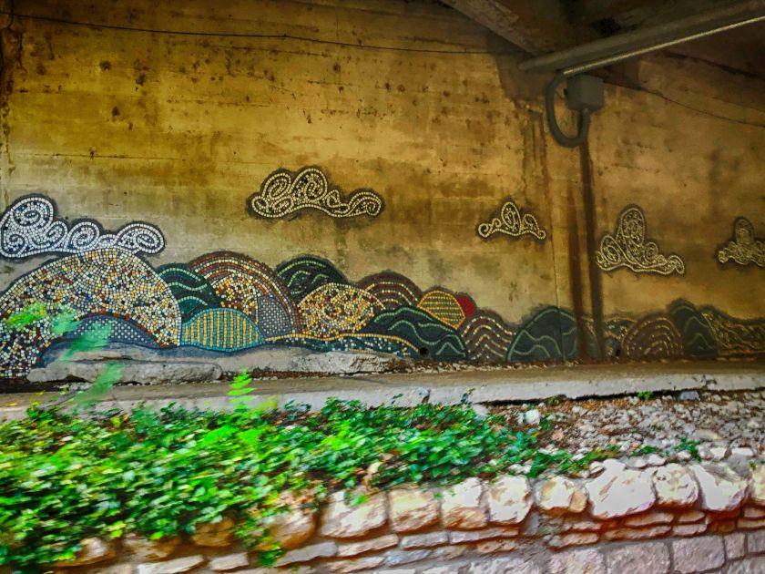 SA Riverwalk Mural 5