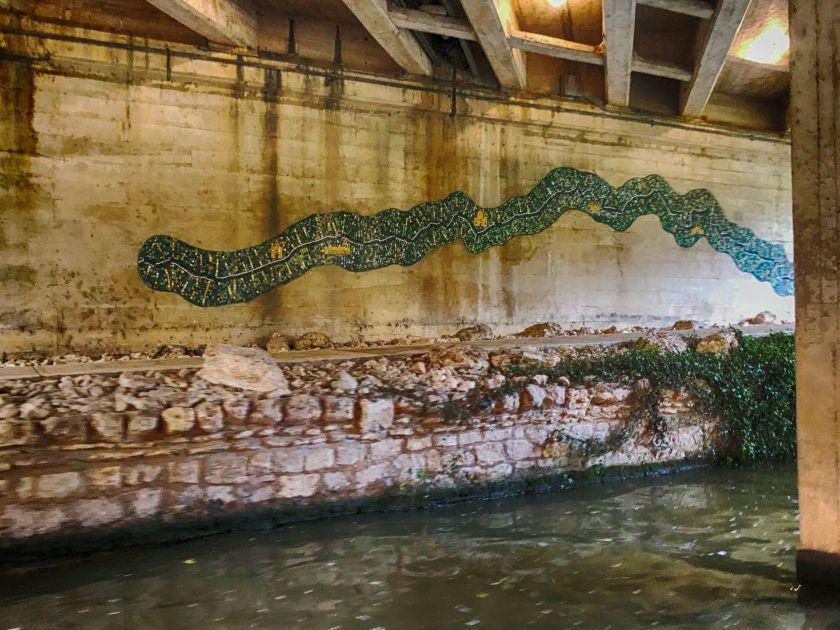 SA Riverwalk Mural 6