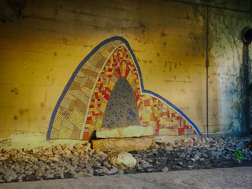 SA Riverwalk Mural 7