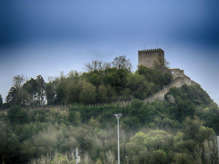 Leiria Castle 2