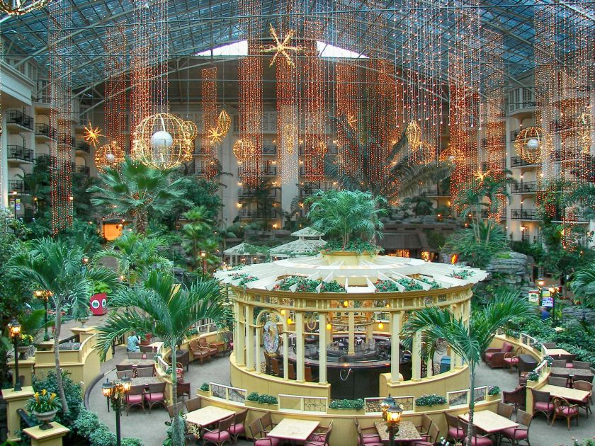 Opryland Interior