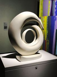 Georgia O'Keeffe- Untitled Sculpture