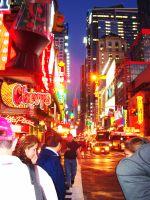 42nd Street At Night 3