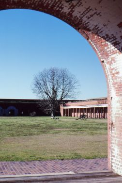 Fort Pulaski Ektachrome 100