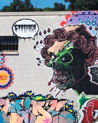 Dustin Spagnola Mural